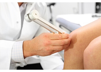 Sudbury orthopedic Dr. Kevan Saidi