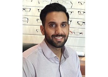 Dr. Kevin Badyal, OD Abbotsford Pediatric Optometrists