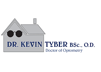 Ajax pediatric optometrist Dr. Kevin Tyber, OD