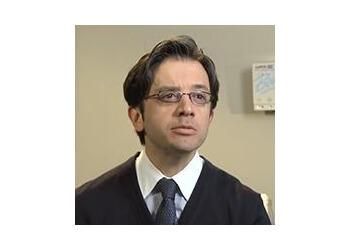 Vancouver pediatrician Dr. Keyvan Hadad, MD, MHSC, FRCPC