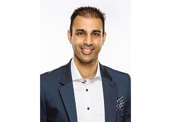 Surrey chiropractor Dr. Khalid Alibhai, DC