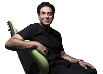 Waterloo cosmetic dentist Dr. Khurrum Ashraf, DDS