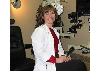 St Catharines pediatric optometrist DR. KIMBERLEE ROBERTSON-WOODS, BSC, OD