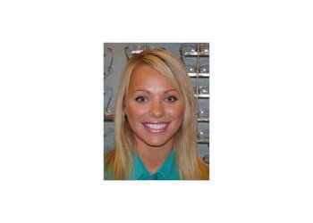 Barrie optometrist Dr. Kimberly Krmpotic, O.D.