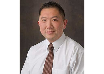 Kingston optometrist Dr. Kirby Lam, OD