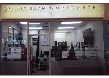 Newmarket optometrist Dr. Kit Guan, OD