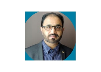 Moncton psychiatrist Dr. Laeeq Tahir, MBBS, MD, FRCPC