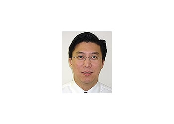 Port Coquitlam optometrist Dr. Larry Chow, OD