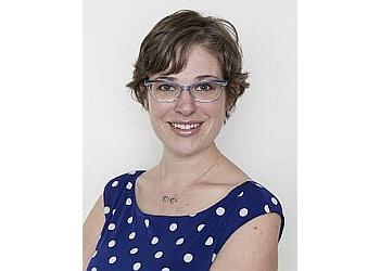 Nanaimo optometrist Dr. Leanna Plug, OD