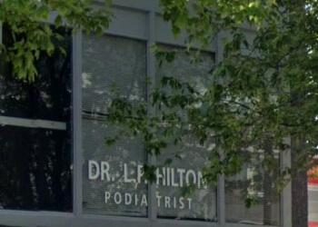 North Vancouver podiatrist Dr. Lee Hilton