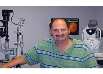 Newmarket pediatric optometrist Dr. Len Jozwik, OD