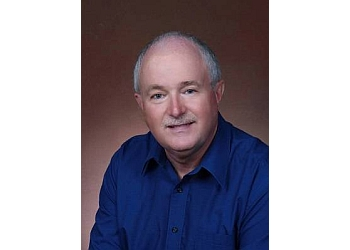 Fredericton pediatric optometrist Dr. Les Clements, OD