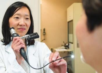Richmond ent doctor Dr. Lillian Wong, MD, FRCSC