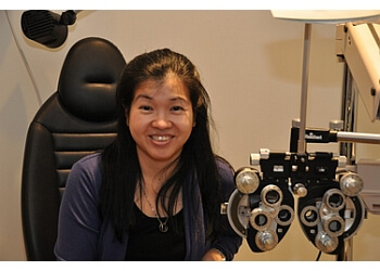 Whitby optometrist  Dr. Linda Sujo, OD