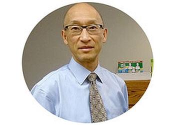 Coquitlam pediatric optometrist Dr. Lloyd Mah, OD