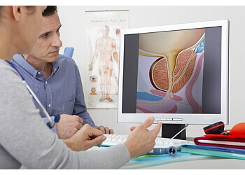 Granby urologist Dr. Louis Dagenais