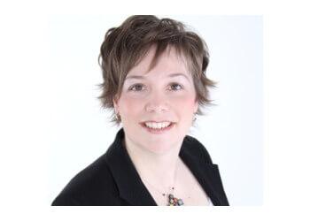 Saguenay podiatrist Dr. Maïka Saint-Gelais, PHD