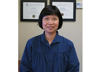 Pickering children dentist Dr. Mae Fong, DDS