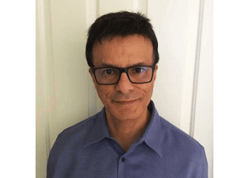 Burnaby pediatric optometrist Dr. Mahmood Gilani, OD