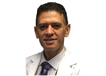 Kitchener ent doctor Dr. Maky Hafidh, MD