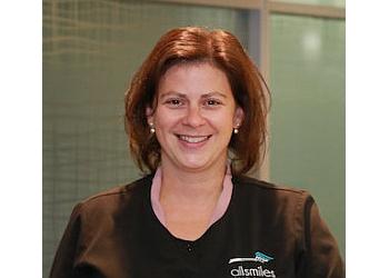 Saskatoon children dentist Dr. Mandy Eckert, DDS