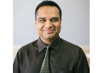 Milton orthodontist Dr. Manish Aggarwal, DDS