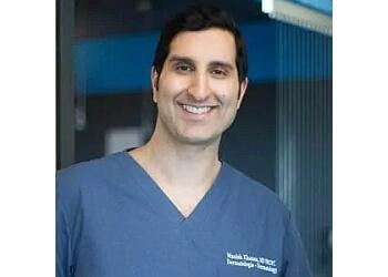 Montreal dermatologist Dr. Manish Khanna