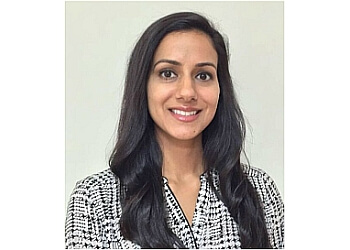Kingston pediatric optometrist Dr. Manpreet Biring, OD