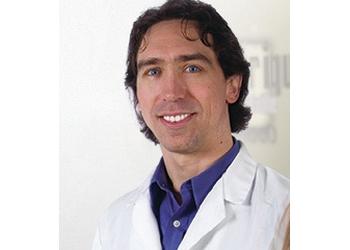 Drummondville podiatrist Dr. Marc-André Héroux, DPM