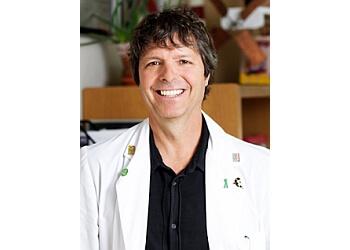 Moncton dermatologist Dr. Marc Bourcier, MD, FRCPC