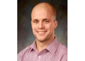 Edmonton optometrist Dr. Marc Kallal, OD