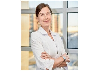 Terrebonne podiatrist Dr. Marie-Chanel Rodrigue-Vinet, DPM