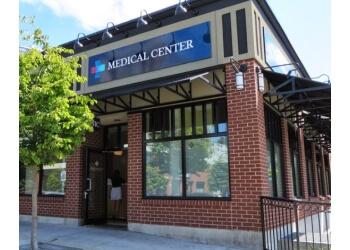 New Westminster pediatrician Dr. Marjan Nassiri, MD