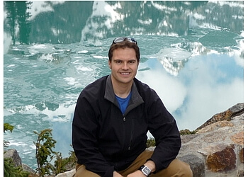 Calgary optometrist Dr. Mark Ross, OD