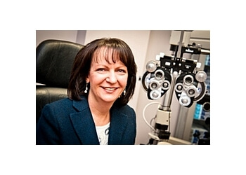 Brantford optometrist Dr. Mary Nolan, OD