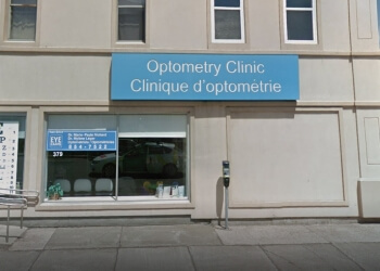 Moncton optometrist Dr. Mary Paul Richard, OD