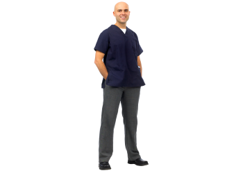 Sherbrooke dentist Dr. Mathieu Faubert, DDS