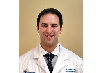 Delta podiatrist Matthew Bolshin, DPM