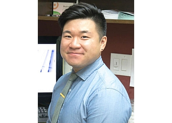 Vaughan pediatric optometrist Dr. Matthew Chen OD, BSc
