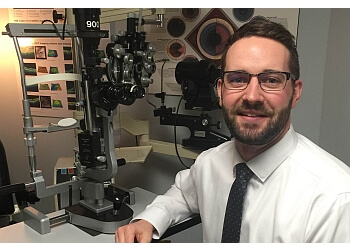 Winnipeg pediatric optometrist Dr. Matthew Lepage, OD