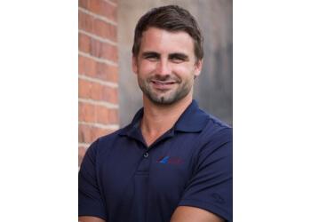 Orillia chiropractor Dr. Matthew Miller BKin, DC