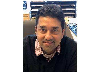 Brampton cardiologist Dr. Mayraj Ahmad
