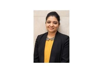 Stouffville optometrist Dr. Meenal Agarwal, HBSc, OD