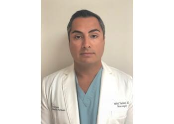 Mississauga neurosurgeon Dr. Mehdi Shahideh