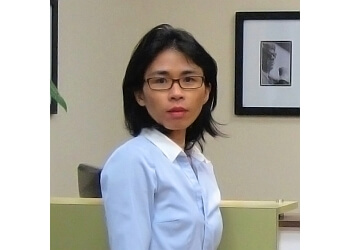 Barrie pediatric optometrist Dr. Mei-Ling Chan, OD