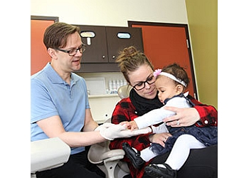Winnipeg children dentist Dr. Dean Meier, DDS