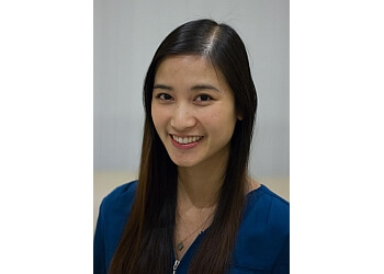 Burnaby pediatric optometrist Dr. Melody Tong, OD