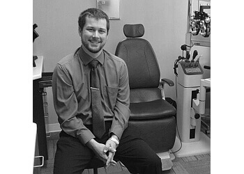 Sault Ste Marie pediatric optometrist Dr Michael Burns, OD