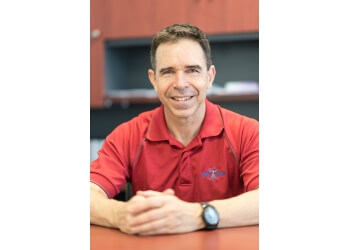 Mississauga physical therapist Dr. Michael Hofstatter, CD, BMR.P.T, B.Sc