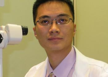 Oshawa optometrist Dr. Michael Lam, OD